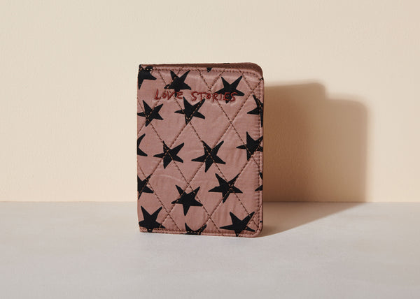 Quilted Passport Holder