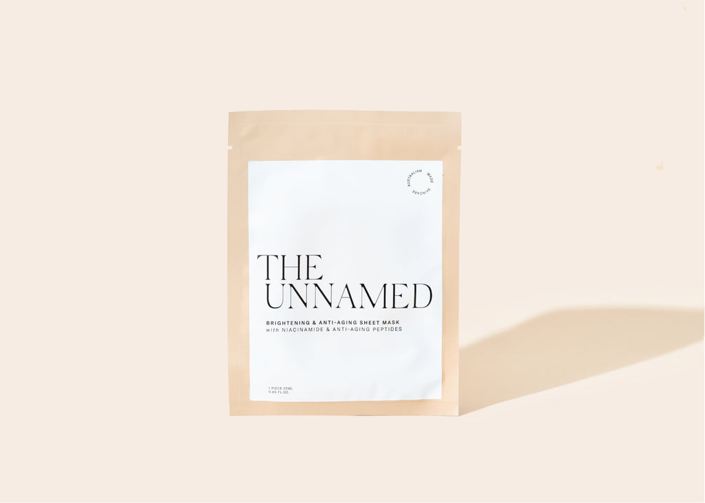 Brightening & Anti-Ageing Sheet Mask