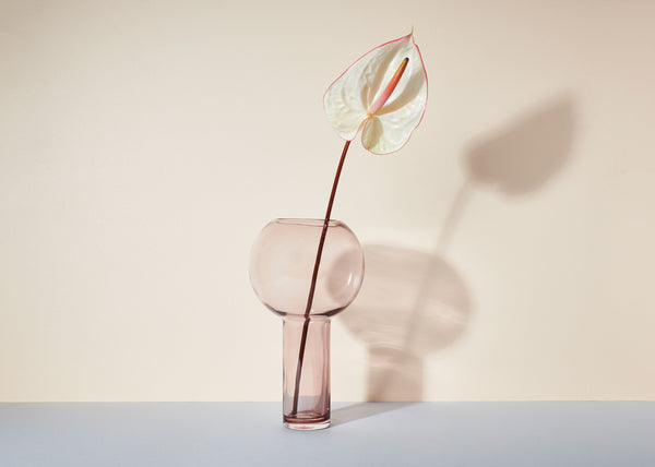 Balloon Vase | Rose