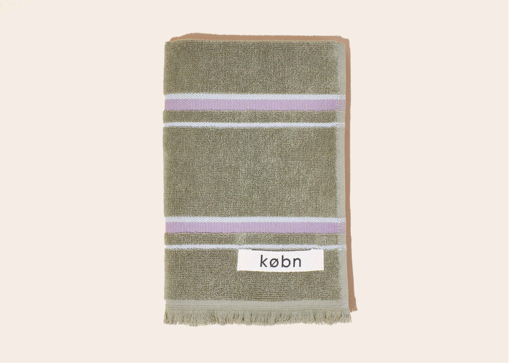 Hand Towel • Olive