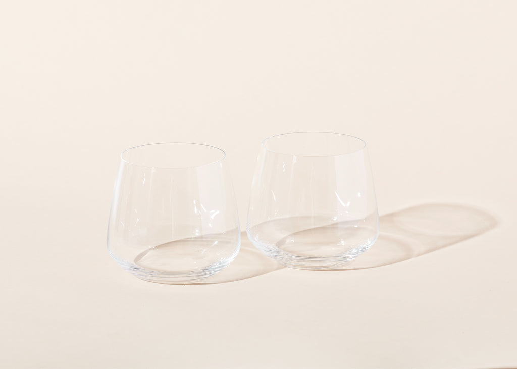 Mirage Whisky Glasses