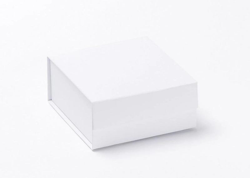 Premium White Magnetic Closure Gift Box