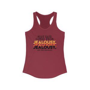 JEALOUSY  - Tank Top