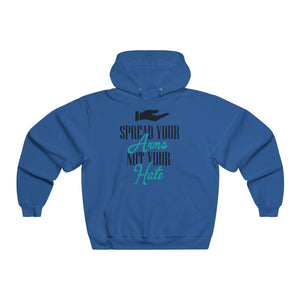 Spread Your Arms Hooded Sweatshirt - R.WES.B BRANDS