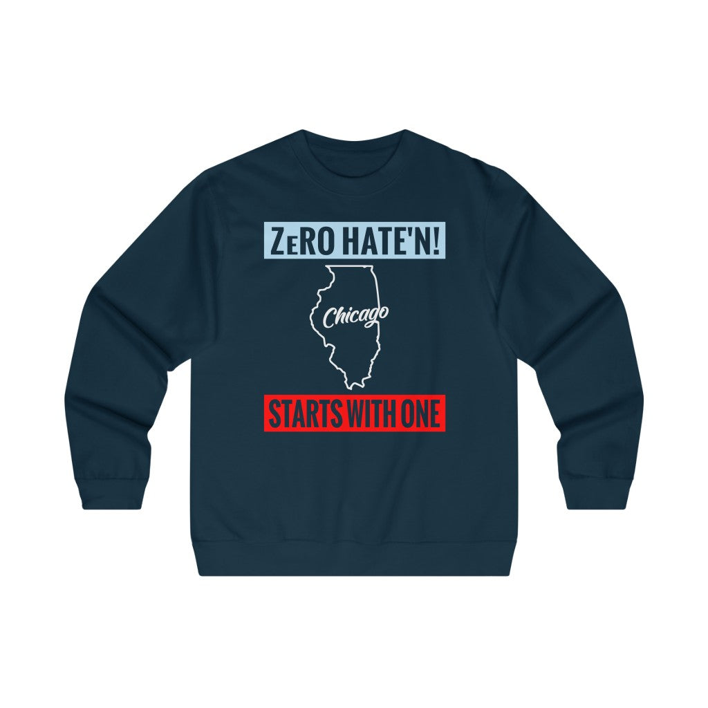 Men's ZeRO Hate'n Crewneck Sweatshirt