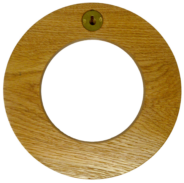 Handmade Single  English Oak Wall Mount,