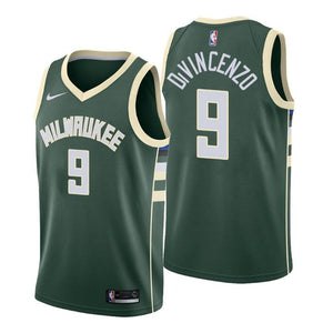 Donte DiVincenzo Bucks Jersey