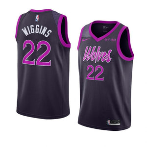 Andrew Wiggins Wolves Jersey