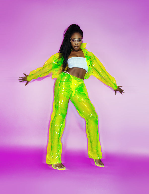 NORMANI in BRASHY STUDIOS for PAPER MAG