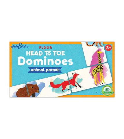 Head to Toe Dominoes