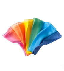 Large Rainbow Playsilk