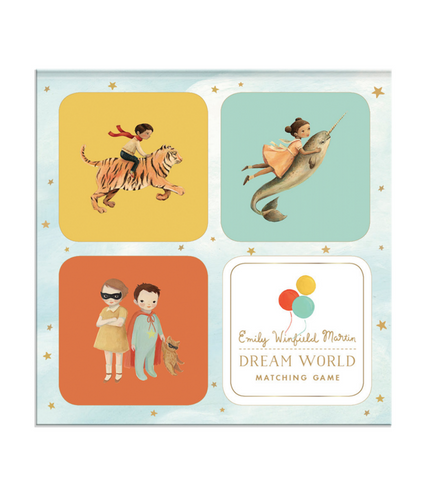 Dream World Matching Game