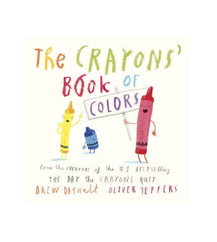The Crayons' Book of Colors