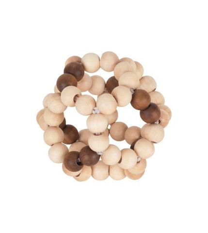 Wooden Bead Elastic Ball