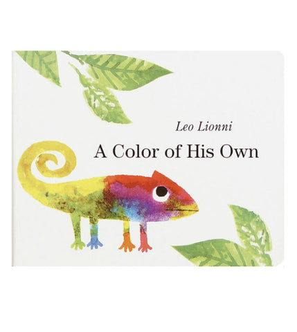 A Color of His Own | Leo Lionni | Baby Board Book | Colors