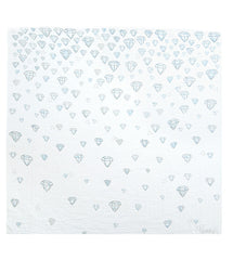 Baby Blanket - Diamonds | Coveted Things | Cotton Swaddle