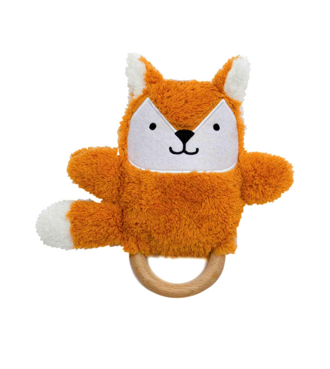 Cozy Fox Teether
