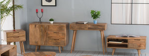 Console Tables: More than just Hallway Decor