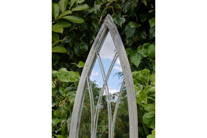 Loft Collection Metal Arch Mirror-Small