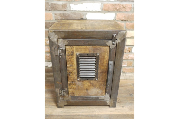 Loft Collection Industrial Cabinet