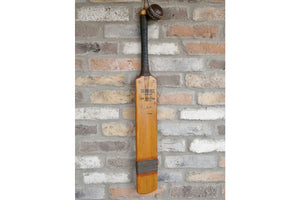 Loft Collection Wall Hanging Cricket Bat