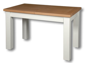 Oxford Painted 120-150cm Extending Dining Table
