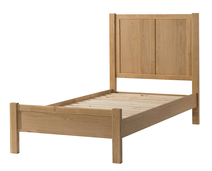 Burford Oak 3ft Bed