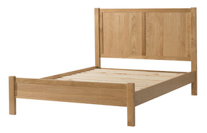 Burford Oak 4ft 6ins Bed | A Touch of Furniture Banbury and Bicester