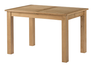 Burford Oak Extending Dining Table 120 - 155 cm