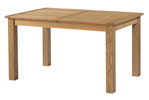 Burford Oak Extending Dining Table 140 - 175 cm | A Touch of Furniture