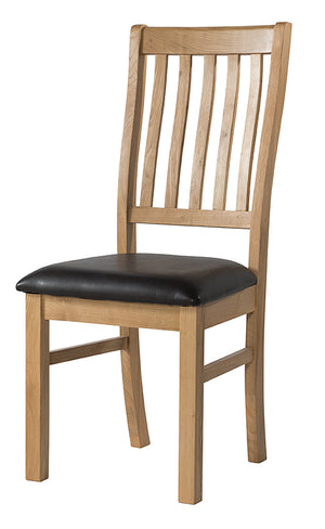 Burford Oak Dining Chair | A Touch of Furniture Oxfordshire