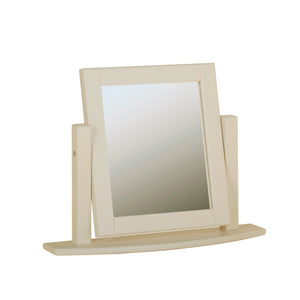 Lundy Pine Painted Single Mirror
