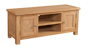 Bicester Oak Large TV Unit