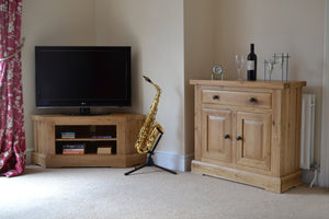 Wessex Corner TV Unit