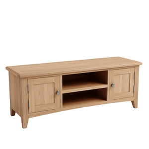 Riva Oak Large TV Cabinet