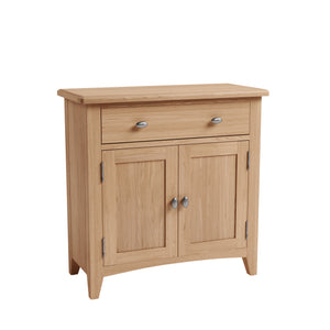 Riva Oak 2 Door Sideboard with Drawer