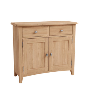 Riva Oak 2 Door 2 Drawer Sideboard