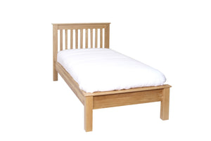 Hearts of Oak 3ft Low Foot End Single Bed