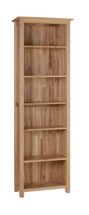 Hearts of Oak 6ft Narrow Bookcase