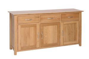 Hearts of Oak Large Sideboard
