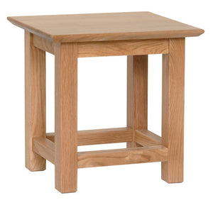 Hearts of Oak Side Table
