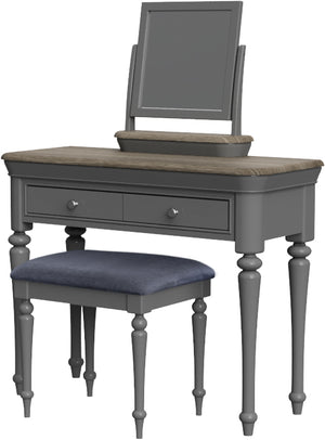 Pebble Painted Dressing Table | A Touch of Furniture Oxfordshire