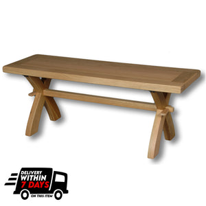 Woodstock Oak 1200mm Bench / Coffee Table