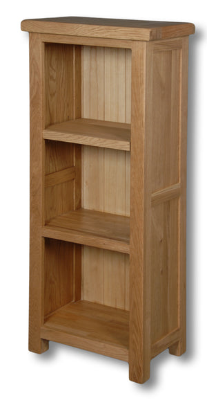 Manhattan Oak Small Bookcase