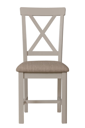 Stratford Painted Cross Back Dining Chair