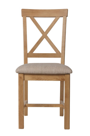 Stratford Traditional Cross Back Dining Chair