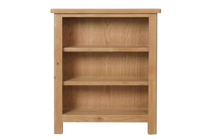 Stratford Traditional Small Wide Bookcase