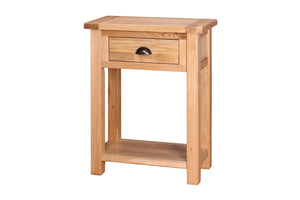 Vancouver Select Console Table with 1 Drawer