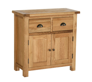 Vancouver Select Buffet with 2 Doors and 2 Drawers