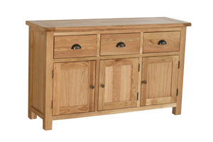 Vancouver Select Buffet with 3 Doors and 3 Drawers